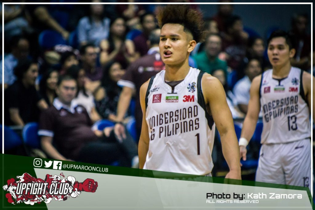 UAAP Season 81: UP Fighting Maroons Gets 7 Wins after 14 Years!