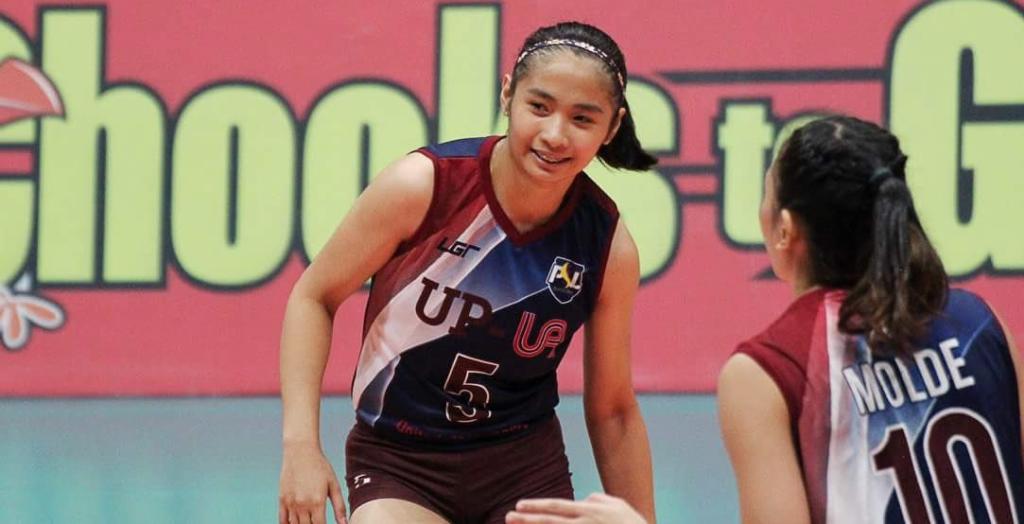 PSL Collegiate Grand Slam: Nikki Magsarile Stars as UP Lady Maroons Win Over CSA Binan Lady Raptors