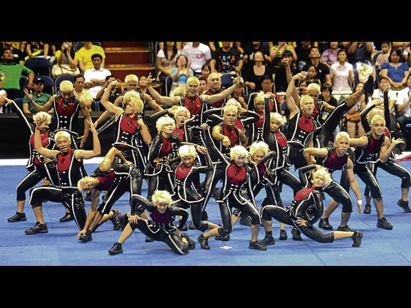 UP Pep Squad: Top 5 Most Iconic Routines – Do You Agree?