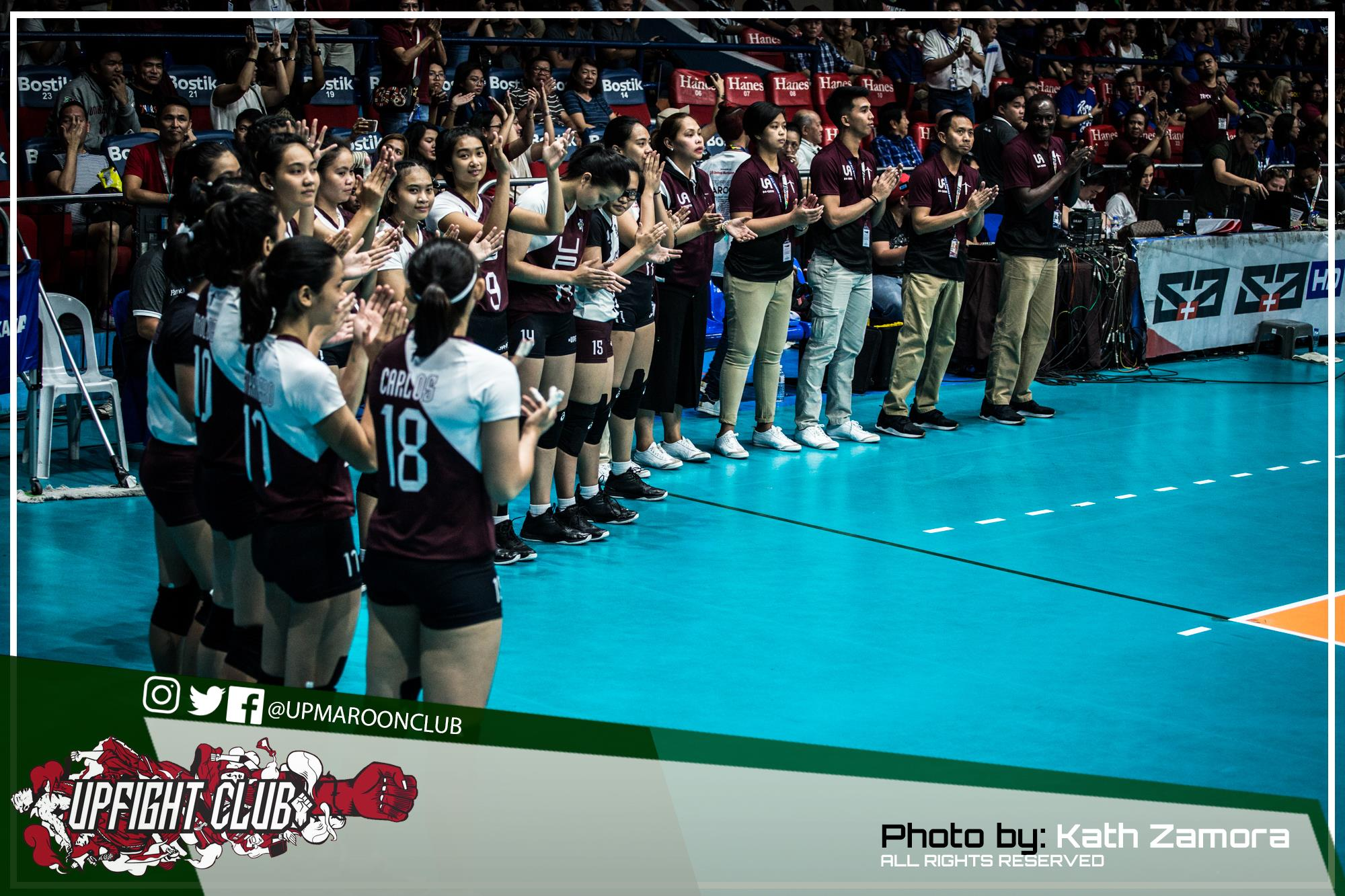 IN PHOTOS: UAAP Season 81 R2: UPWVT vs ADMU