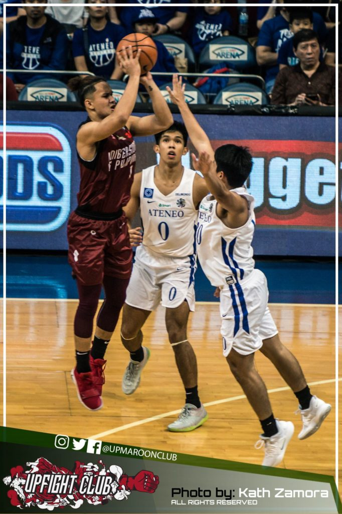 IN PHOTOS: UP with No Answer to Ateneo as They Drop Another Game, 83-66