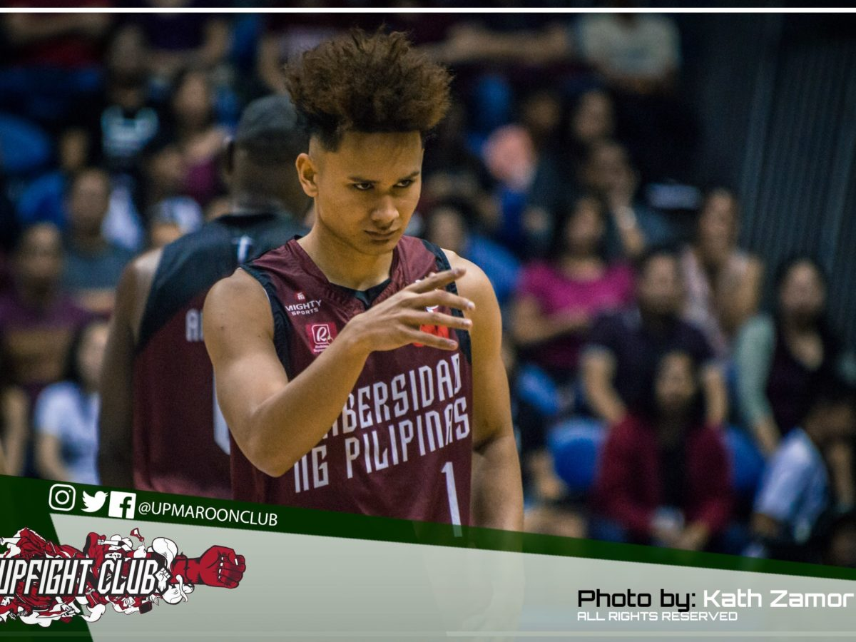 IN PHOTOS: UP Returns to Action and Takes Out UST, 83-69