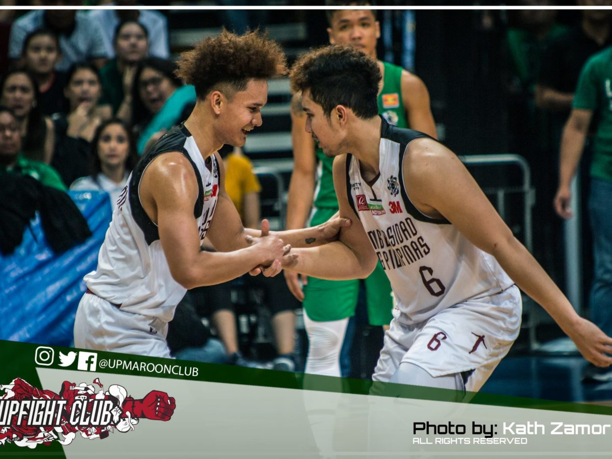 IN PHOTOS: UP Finally Clinches a Spot in the Final Four in Expense of DLSU