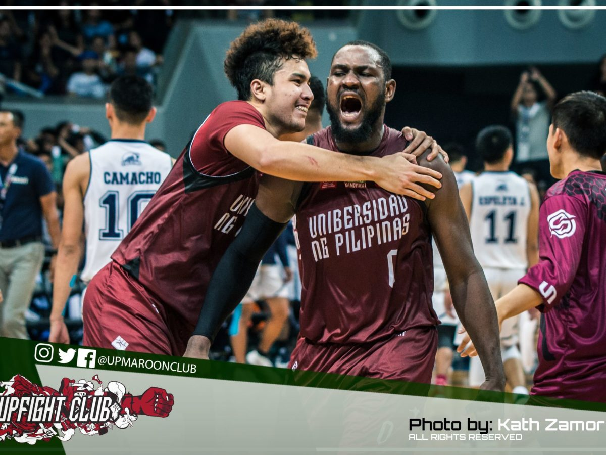 IN PHOTOS [UAAP Semis Game 1]: UP Erases AdU's Twice-to-Beat Advantage