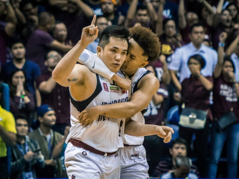 IN PHOTOS [UAAP Semis Game 2]: UP Earns Finals Berth