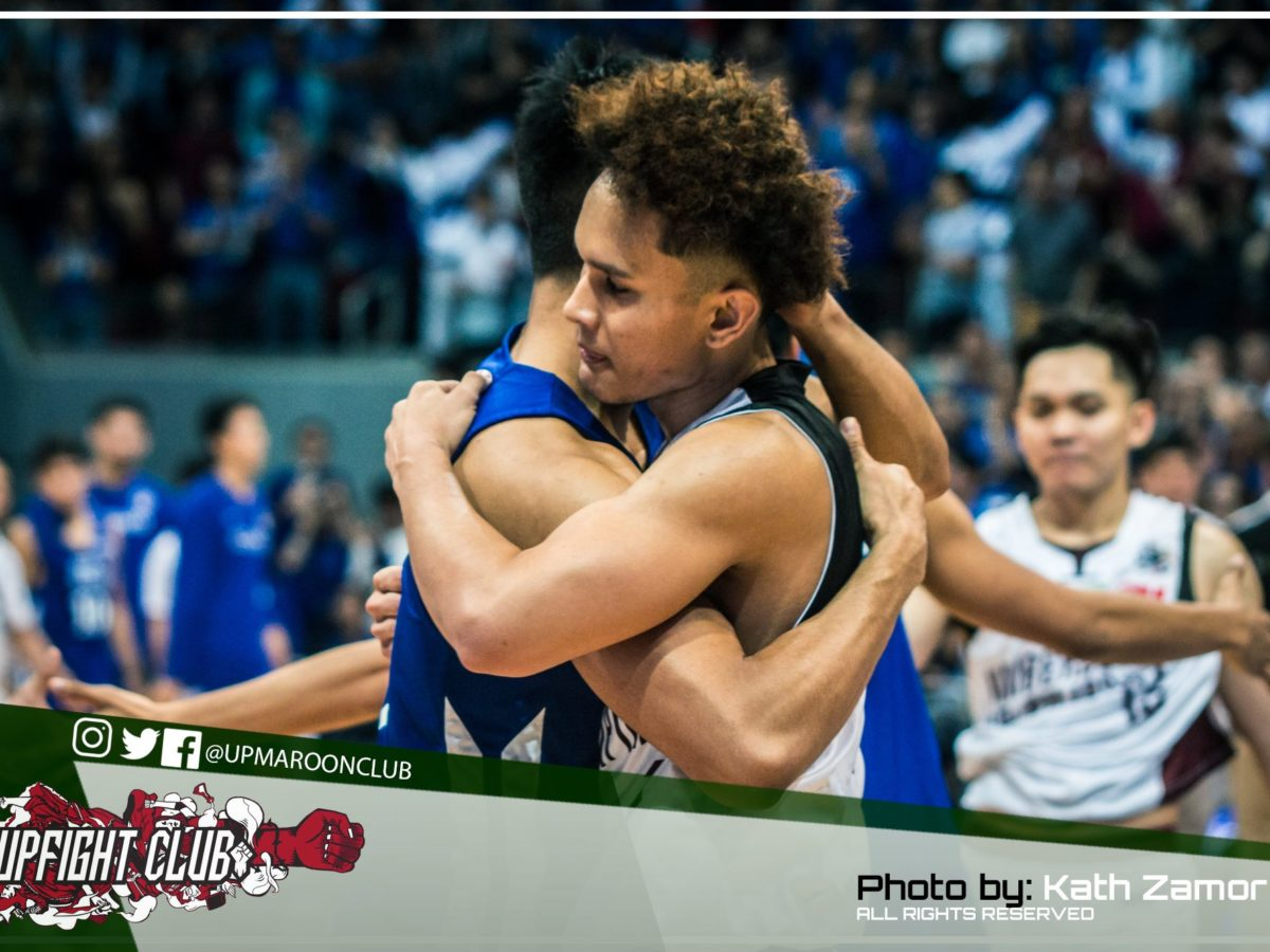IN PHOTOS: The Fighting Maroons in the UAAP Finals