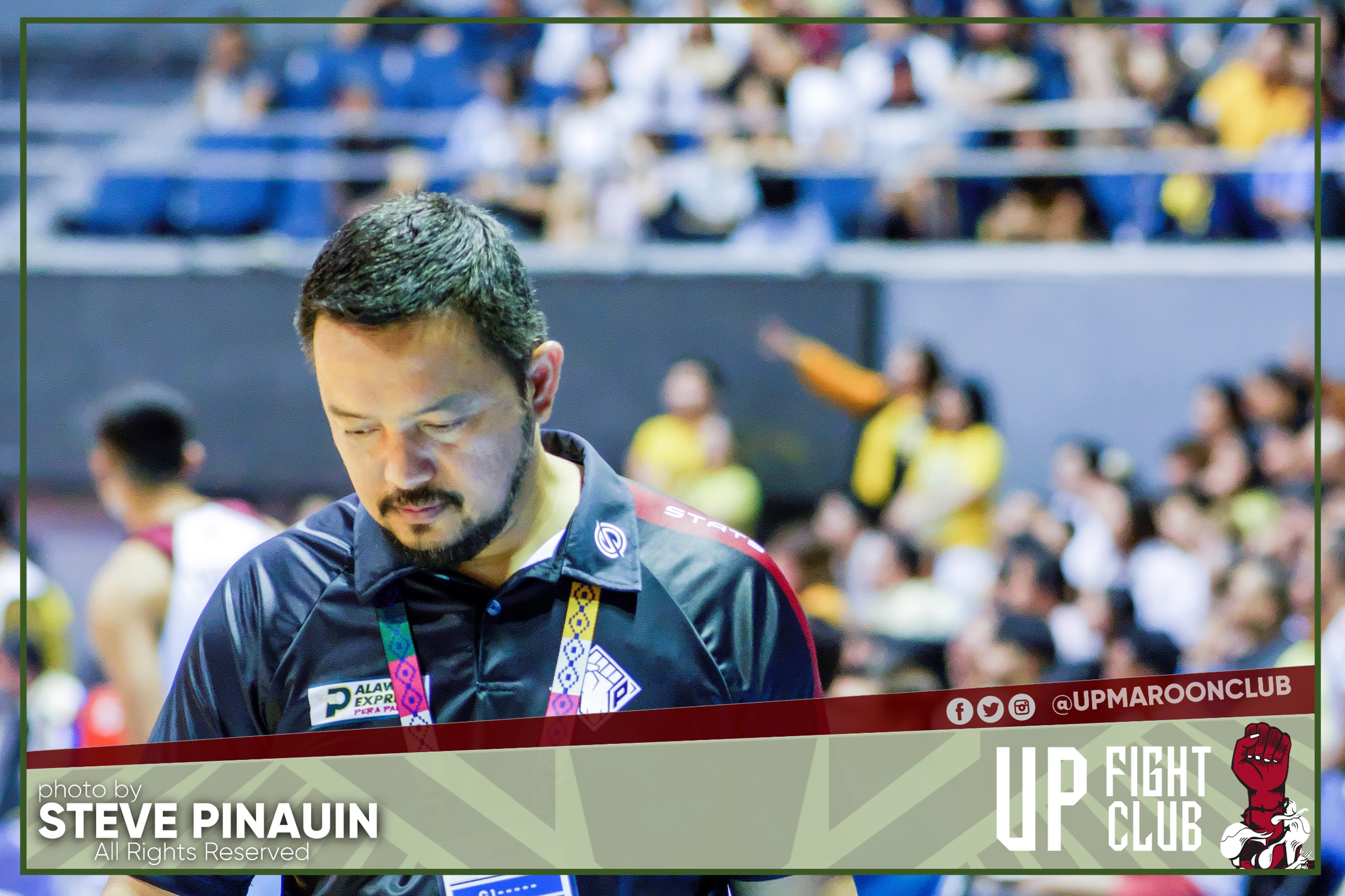 UP Gets an Early Wake Up Call in Loss to UST