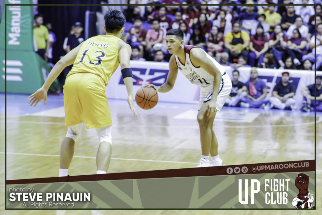 IN PHOTOS [UAAP Season 82 Round 1]: Fighting Maroons Come Up Short Against Gutsy Growling Tigers